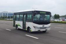 6米|10-18座南骏城市客车(CNJ6601JQNV)
