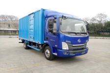 东风柳汽国五单桥厢式运输车150-160马力5吨以下(LZ5080XXYL3AB)