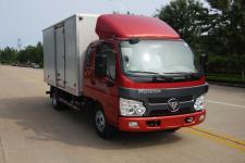 时代汽车国五单桥厢式运输车109-143马力5吨以下(BJ5043XXY-AA)