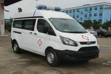 江铃福特新全顺V362长轴救护车