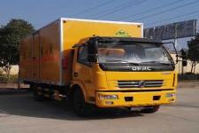 东风国五5米2爆破器材运输车