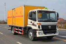 欧马可国五6米2 10吨爆破器材运输车