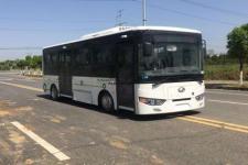 8.1米 10-27座上饶纯电动城市客车(SR6810BEVG6)
