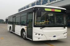 8.5米开沃NJL6859BEV40纯电动城市客车
