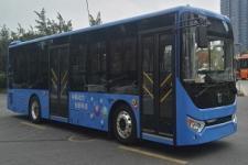 远程牌DNC6105MG1型甲醇城市客车图片