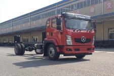 大运国五单桥货车底盘160马力0吨(DYQ1182D5AA)