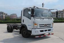 嘉龙国五单桥货车底盘129马力0吨(DNC1042GJ-50)