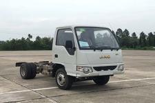 江淮牌HFC1042PW4K1B4V型载货汽车底盘图片