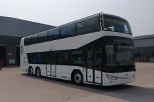 12米|40-54座安凯纯电动双层城市客车(HFF6124GS03EV)
