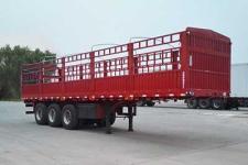 鸿盛业骏牌HSY9402CCY型仓栅式运输半挂车