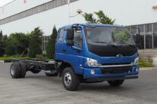 时骏国五单桥货车底盘163马力1735吨(LFJ1042SCG3)