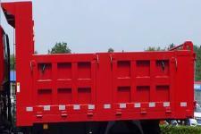 南骏牌CNJ2040ZPB33V型越野自卸汽车底盘图片