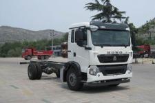 豪沃国五单桥货车底盘220马力0吨(ZZ1187M501GE1C)