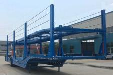 建宇牌YFZ9181TCL型车辆运输半挂车图片