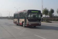 8.2米中通LCK6820PHEV5QG插电式混合动力城市客车