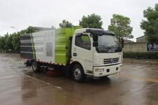 國五東風多利卡洗掃車價格