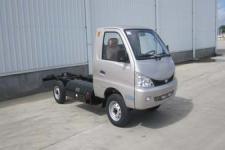 北京国五微型两用燃料轻型货车底盘0马力1250吨(BJ1036D40TS)