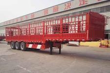 新宏东13米33吨3轴仓栅式运输半挂车(LHD9400CCYE)