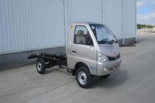 北京国五微型轻型货车底盘112马力1250吨(BJ1036D40JS)