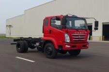 南骏越野自卸汽车底盘(CNJ2040ZPB33V)