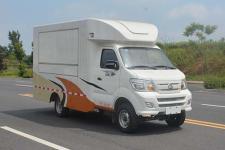 多士星牌JHW5031XSHCDW型售货车