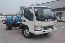 江淮牌HFC1040P93K4B4V型载货汽车底盘图片