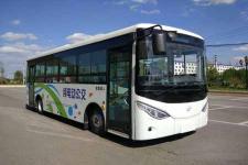 8.1米|10-22座云马纯电动城市客车(YM6801BEVG)