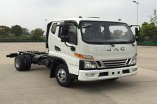 江淮牌HFC1043P91K9C2V型载货汽车底盘图片
