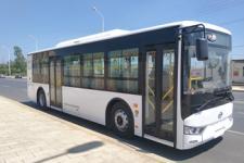 10.5米通工TG6102CBEV1纯电动城市客车