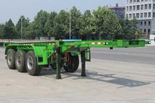 岱阳8.6米36吨3轴集装箱运输半挂车(TAG9400TJZ)