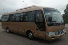 8.1米|16-24座舒驰纯电动城市客车(YTK6812GEV)