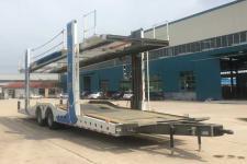建宇牌YFZ9160TCL型中置轴车辆运输挂车图片