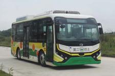 8.1米|10-23座广汽纯电动城市客车(GZ6800LZEV)