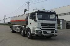 特运牌DTA5250GYYS5型铝合金运油车