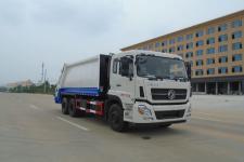 舜德牌SDS5250ZYSD型压缩式垃圾车