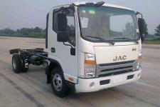 江淮牌HFC1080P71K4C2V型载货汽车底盘图片