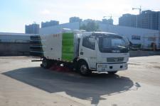 新东日牌YZR5080TSLE型扫路车