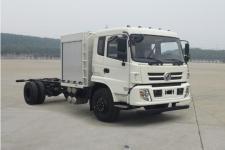 东风国五单桥纯电动货车底盘204马力0吨(EQ1180GTEVJ1)