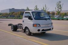 江淮牌HFC1030PV7E1B4V型载货汽车底盘图片