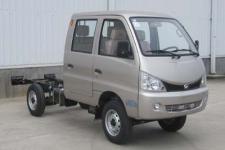北京国五微型轻型货车底盘0马力1170吨(BJ1036W20JS)