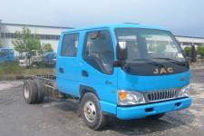 江淮牌HFC1041R93K2C2V型载货汽车底盘图片