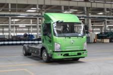 陕汽国五单桥纯电动货车底盘61马力0吨(SX1040EV331S)