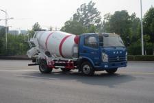 新东日牌YZR5080GJBFD型混凝土搅拌运输车