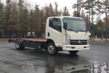凯马国五单桥纯电动货车底盘163马力1100吨(KMC1042EVK33D)