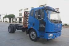 解放国五单桥纯电动货车底盘170马力0吨(CA1121P62BEVA80)