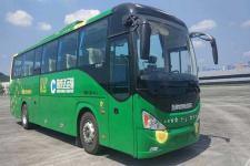 10.9米|24-48座五洲龙纯电动客车(FDG6116EV)