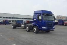 乘龙国五前四后四货车底盘200马力0吨(LZ1253M3CBT)
