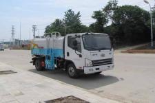 炎帝牌SZD5047ZZZCA5型自装卸式垃圾车