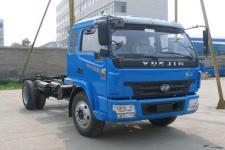 跃进国五单桥货车底盘116马力0吨(SH1102VHDCWW4)