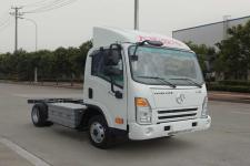 大运国五单桥纯电动货车底盘136马力0吨(CGC1045EV1Z3)